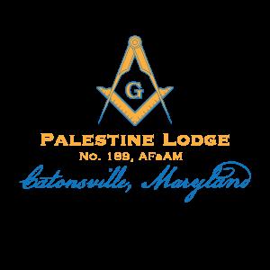 Palestine Masonic Lodge No. 189, AF&AM Catonsville, Maryland 21228